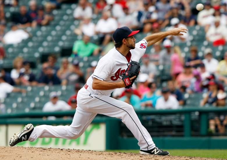 Ryan Merritt, Cleveland Indians, Indians starter ALCS Game 5