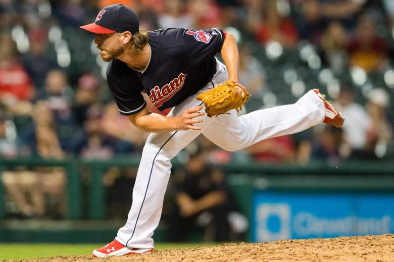 Josh Tomlin, Josh Tomlin pitching