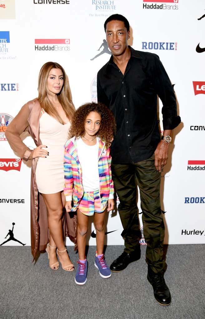 Larsa Pippen, Scottie Pippen hot wife, Scottie Pippen kids, Scottie Pippen family