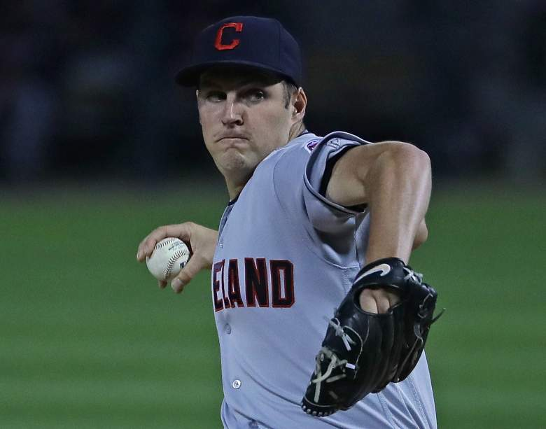 Trevor Bauer, Cleveland Indians, ALCS Game 3 pitchers