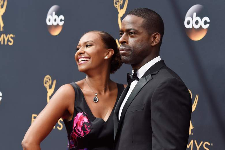 Ryan Michelle Bathe, Sterling K. Brown wife, Randall actor, This Is Us cast