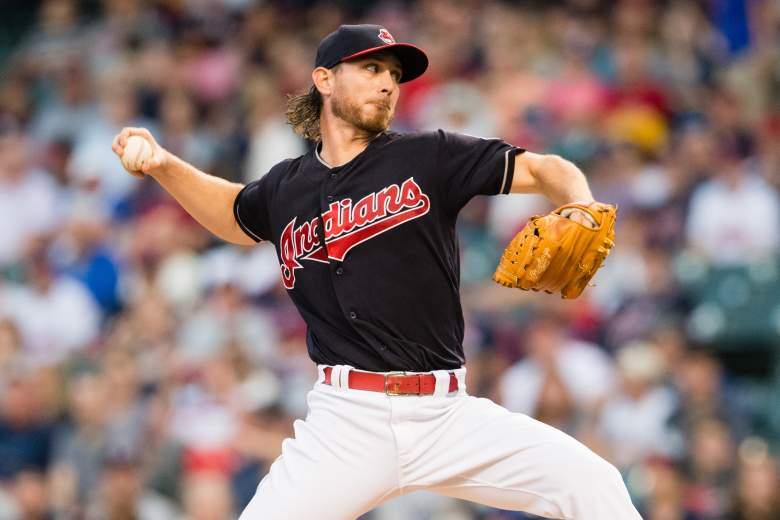 Josh Tomlin, ALCS Game 2 starter, Cleveland Indians ALCS