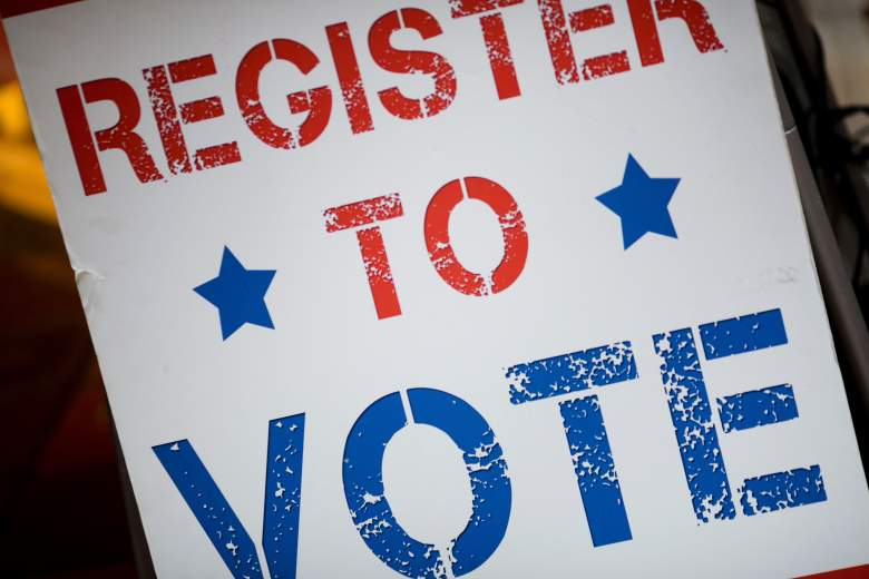 Register to Vote, voter registration sign, register to vote arizona