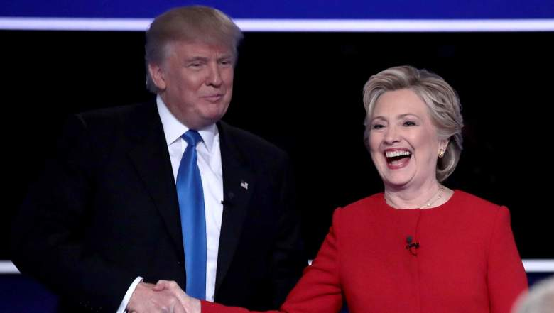 donald trump calls hillary clinton puppet, you're the puppet, #puppet