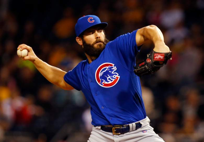 jake arrieta, cubs vs. dodgers, what time, when, start, first pitch, what tv channel, where