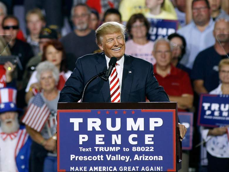 Donald Trump arizona, Donald Trump arizona rally, donald trump Prescott Valley