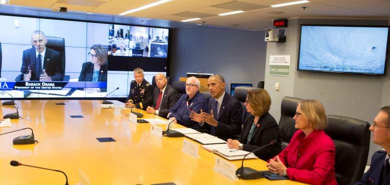 President Obama Hurricane Matthew, Hurricane Matthew, Hurricane Matthew preparedness