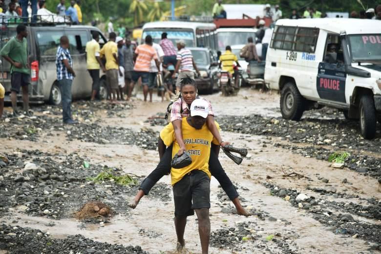 Haiti damage, Haiti death toll, Hurricane Matthew death toll