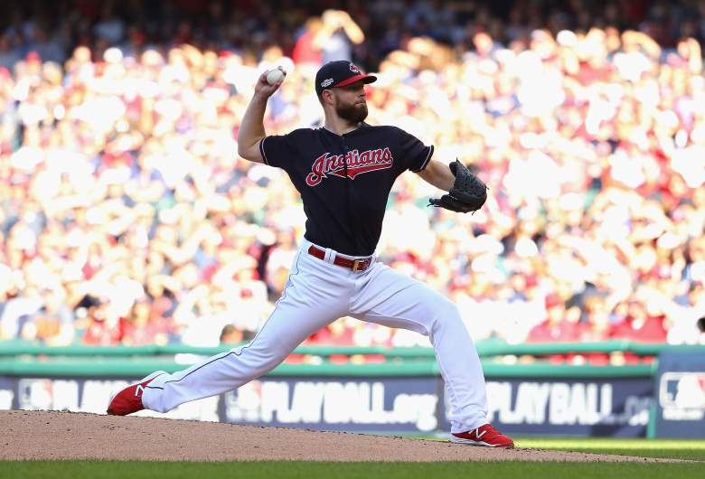 Corey Kluber, Indians ALCS Game 1 starter, ALCS Game 1 pitching matchup