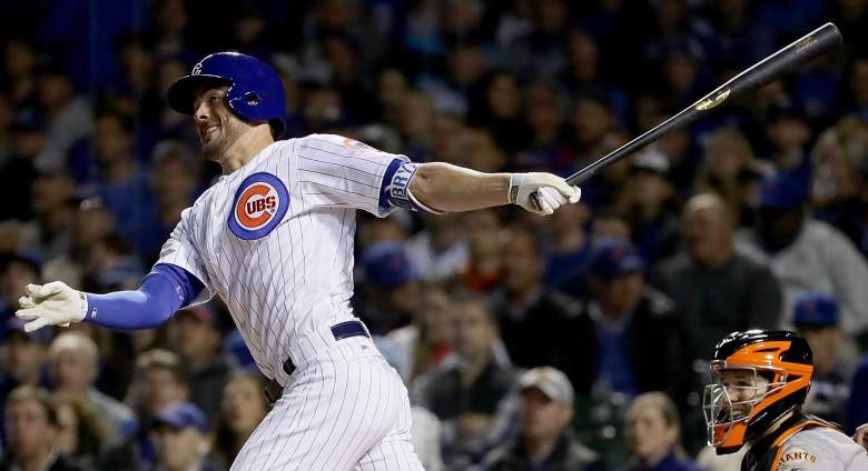 cubs vs nationals dodgers nlcs 2016 game schedule dates times pitching matchups tv channel