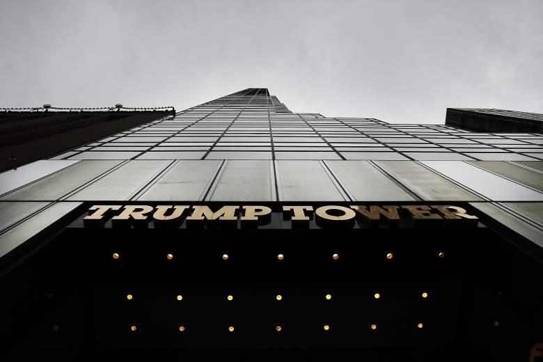 Trump Tower, Trump Tower nyc, Trump Tower new york