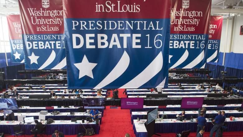 Donald Trump, Hillary Clinton second presidential debate, presidential debate tweets