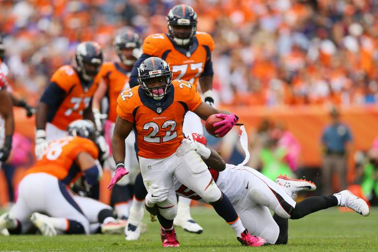 denver broncos vs. san diego chargers, game, what time, when, who plays, tonight, what teams, start, kickoff