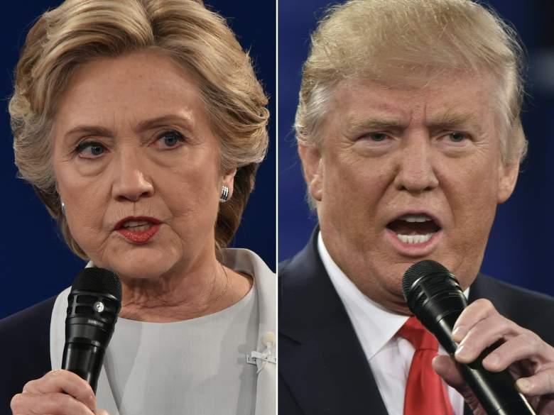 Trump Clinton Debate, trump clinton second debate, trump clinton town hall