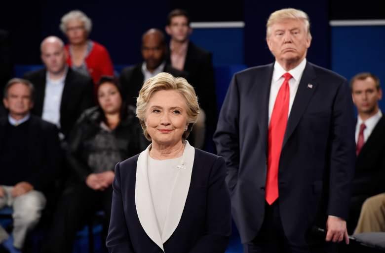 Donald Trump, Hillary Clinton, Jesse Lehrich
