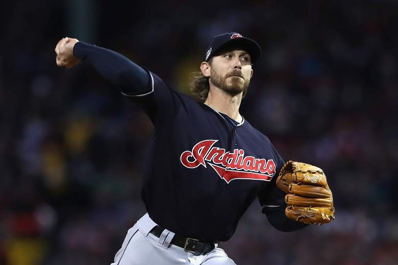 Cleveland Indians, Josh Tomlin, ALCS Game 2 starters