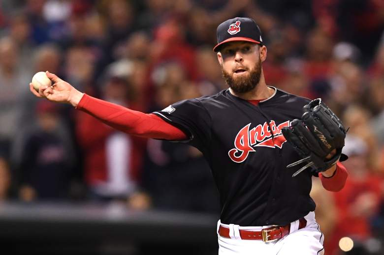 Corey Kluber, Game 4 starter, ALCS Game 4, Cleveland Indians