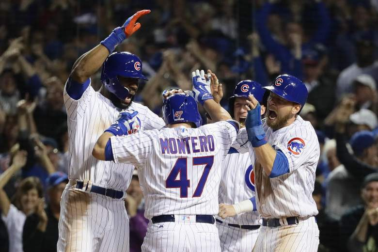 cubs vs. dodgers, live stream, watch game online, nlcs game 2, app, fox go, fs1, today