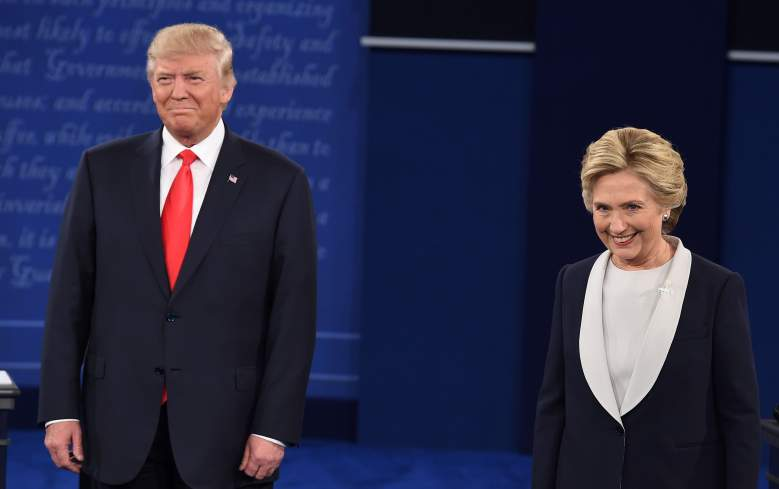 2016 Presidential Debate, second presidential debate, presidential debate st. louis