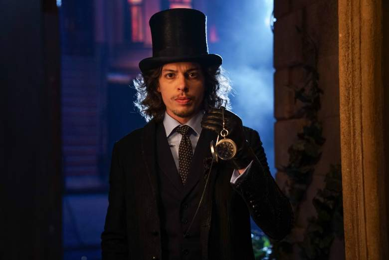 Benedict Samuel, The Mad Hatter Actor, Gotham