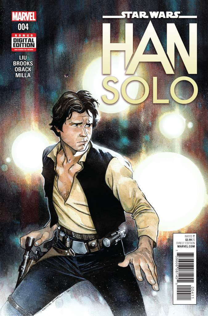 Olivier Coipel, Han Solo, Han Solo comic, Marvel Star Wars, Star Wars comics