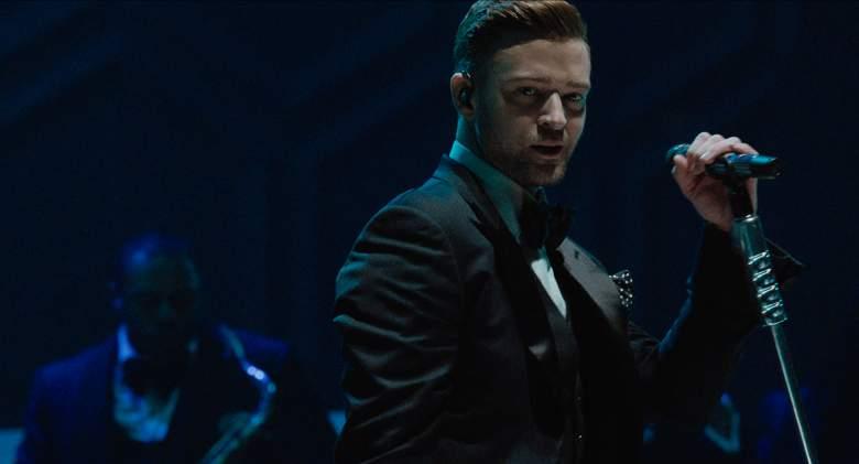 Justin Timberlake, Justin Timberlake Netflix Movie, Justin Timberlake concert movie
