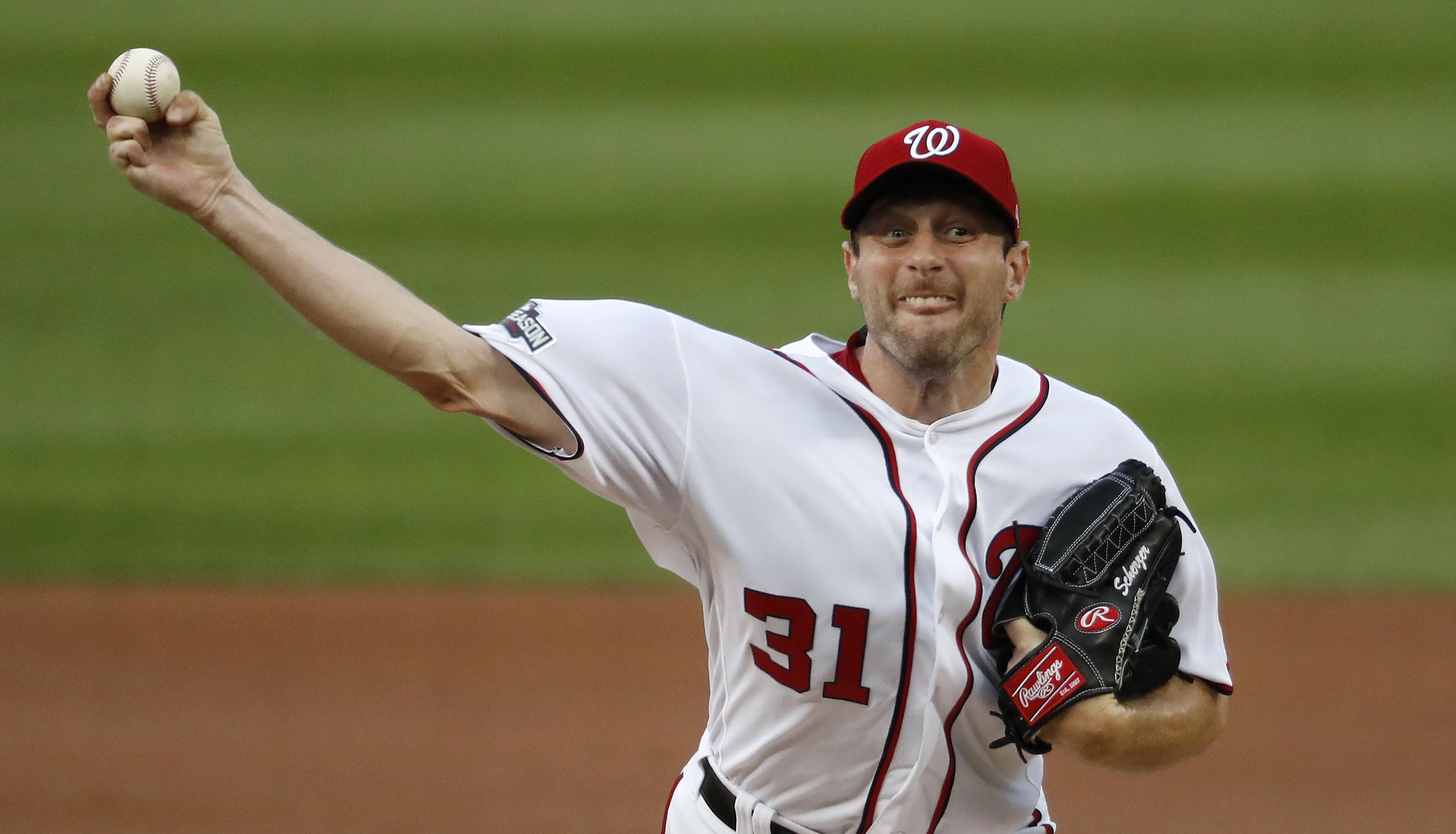 Max Scherzer Jewish, Max Scherzer eyes, Max Scherzer no hitters, Washington Nationals playoffs, Max Scherzer stats