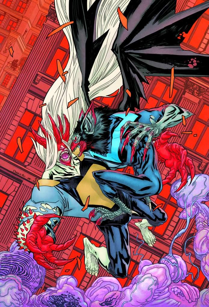 Night of the Monster Men, Yanick Paquette, DC Comics