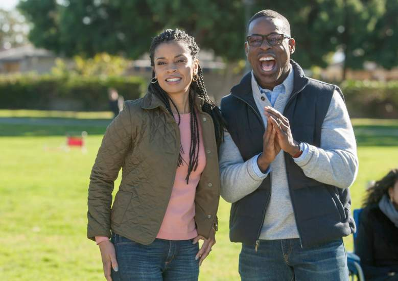 Randall actor, Randall, Sterling K. Brown, Susan Kelechi Watson, This Is Us cast, This Is Us