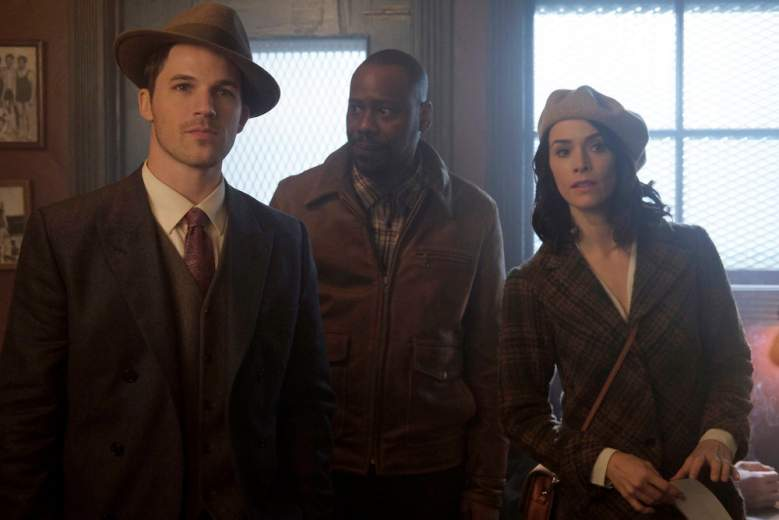 Timeless cast, Abigail Spencer, Lucy Preston, Lucy Preston actress, Abigail Spencer new show