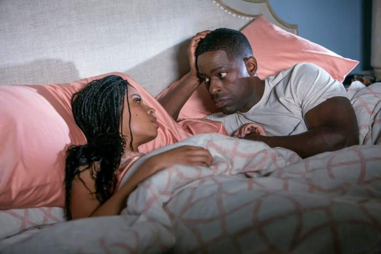 Randall, Sterling K. Brown, Who plays Randall, Randall actor, This Is Us