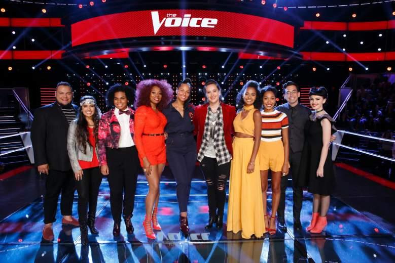 Alicia Keys, Alicia Keys The Voice 2016, The Voice, The Voice 2016 Winners, The Voice 2016 Contestants, Alicia Keys Team The Voice 2016