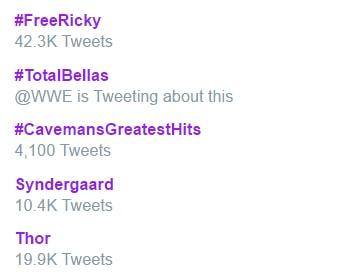 Ricky Vaughn trending, free ricky twitter, #freericky