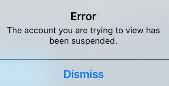 twitter ban, twitter banned, twitter ban error