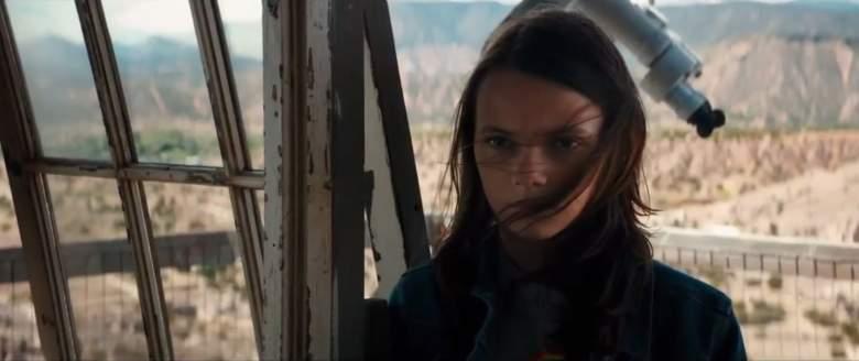 Sienna Novikov, X-23 actress, X-23, Logan, Logan trailer