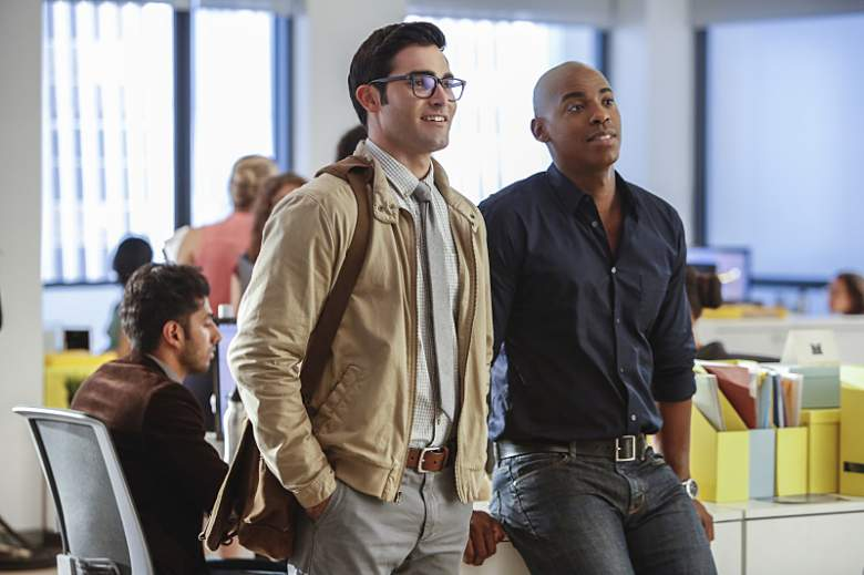 Mehcad Brooks, Supergirl, James Olsen, James Olsen actor, who plays James Olsen