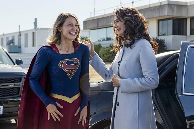 Lynda Carter now, Lynda Carter Supergirl, Supergirl cast, Supergirl president