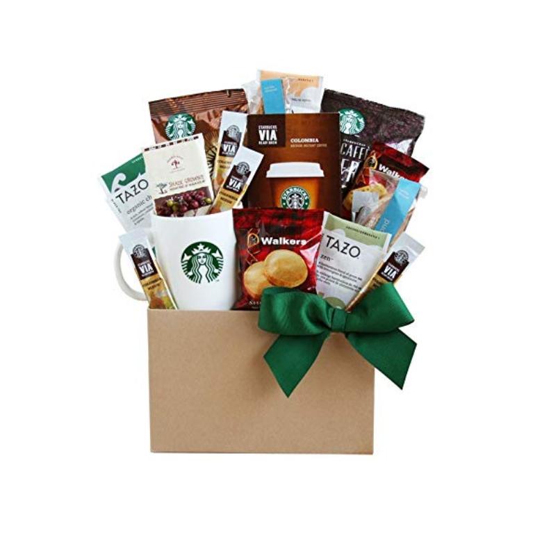 Tea Gift Pockets