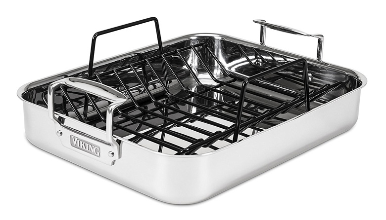 viking-3-ply-mirror-finish-roasting-pan-with-non-stick-rack