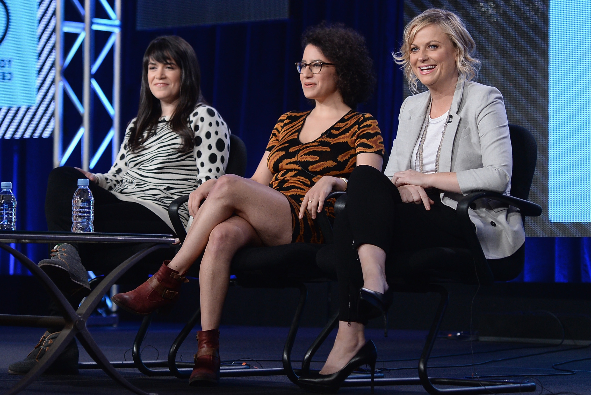Who is abbi jacobson, abi jacobson, abby jacobson, carry this book by abbi jacobson, when is Broad City season four, Comedy Central, Late Show Stephen Colbert