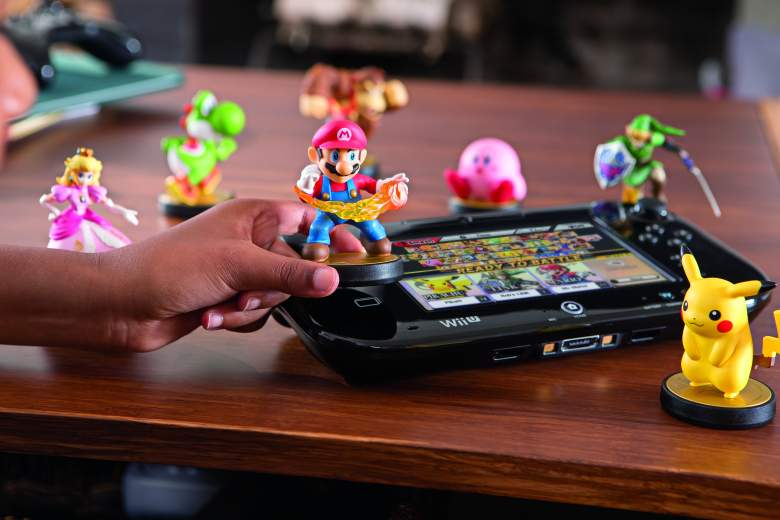 amiibo support confirmed for Nintendo Switch