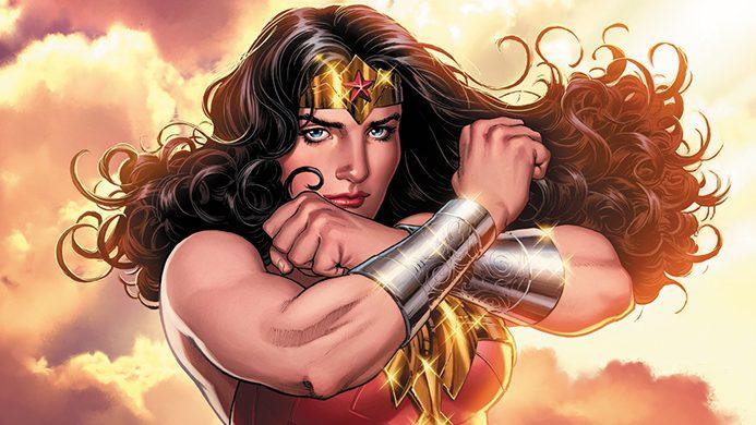 Wonder woman, Wonder woman 75, Wonder Woman 75th Anniversary Special