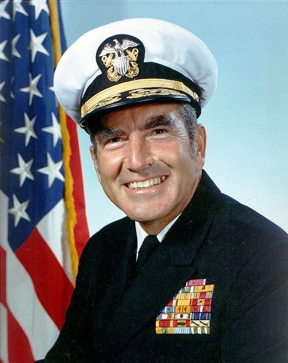 Elmo Zumwalt USS Zumwalt