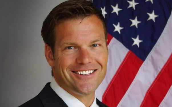 Kris Kobach kansas, kansas secretary of state, Kris Kobach secretary of state