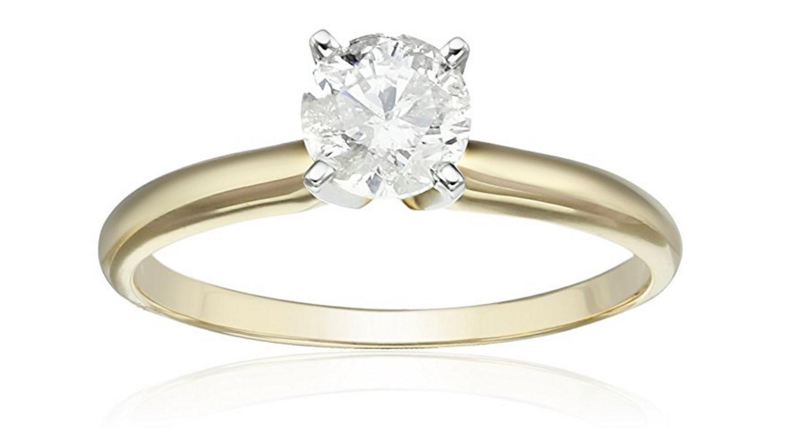 Amazon, cyber monday, cyber monday sales, cyber monday deals, diamond, diamond solitaire, diamond engagement rings, diamond rings