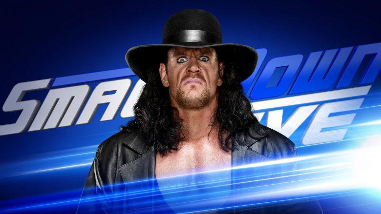 WWE SmackDown, WWE SmackDown live, wwe undertaker