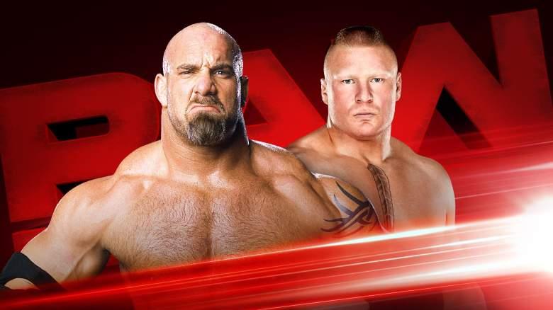 Wwe Monday Night Raw 14 November 2016