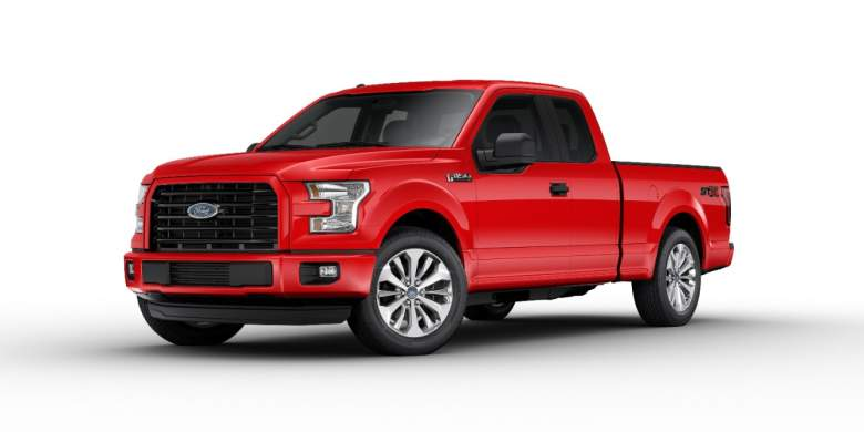 ford f-150, ford pickup, f-150 price