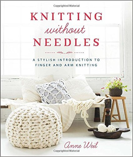 Knitting Without Needles, creative gift, unique gift
