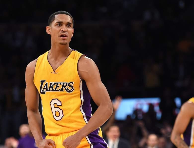 Jordan Clarkson Los Angeles Lakers